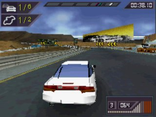 need for speed pro street.DS